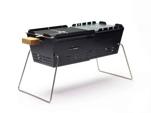 Houtstook enzo Knister Grill bbq