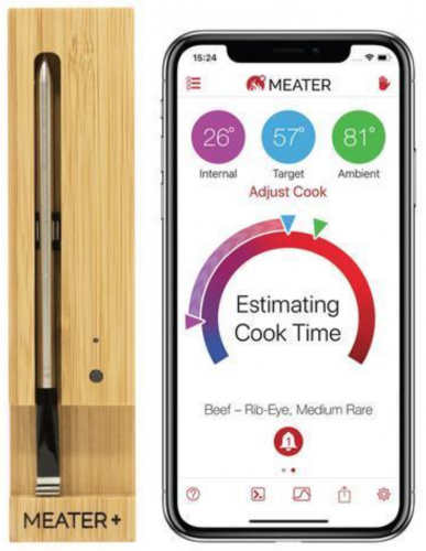Houtstook en zo BBQ Thermometers controllers