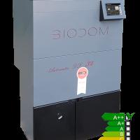 houtstook enzo  BIODOM 27-A pelletketel biomassa ketel