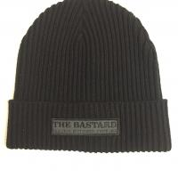 Houtstook enzo The Bastard Black Beanie