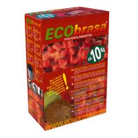 Houtstook enzo Eco Brasa Dammers Houtskool kokos briketten