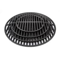 Houtstook enzo The Bastard Cast Iron Grid Small