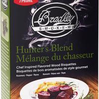 Houtstook enzo Bradley Smoker Premium Jagers Melange Bisquetten 48 stuks