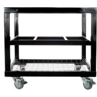 Houtstook enzo Primo Grill Oval Large/XL kar met mand