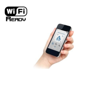 Houtstook enzo pelletkachel Italfuoco Julia artel pelletkachel budget Wi-Fi kit voor pelletkachel