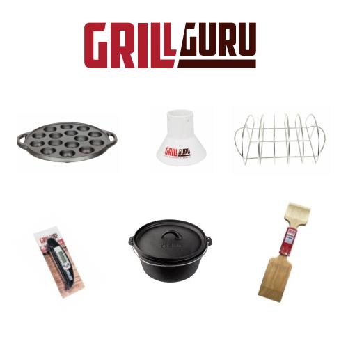 Houtstook enzo Grill Guru accessoires